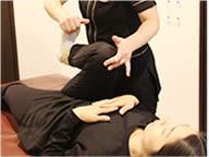 PNF(神経筋トレーニング)+ ストレッチ