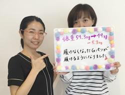 松戸市 Y.Nさん 43歳